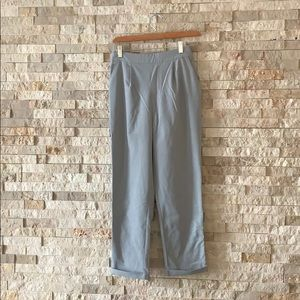Forever 21 grey trousers